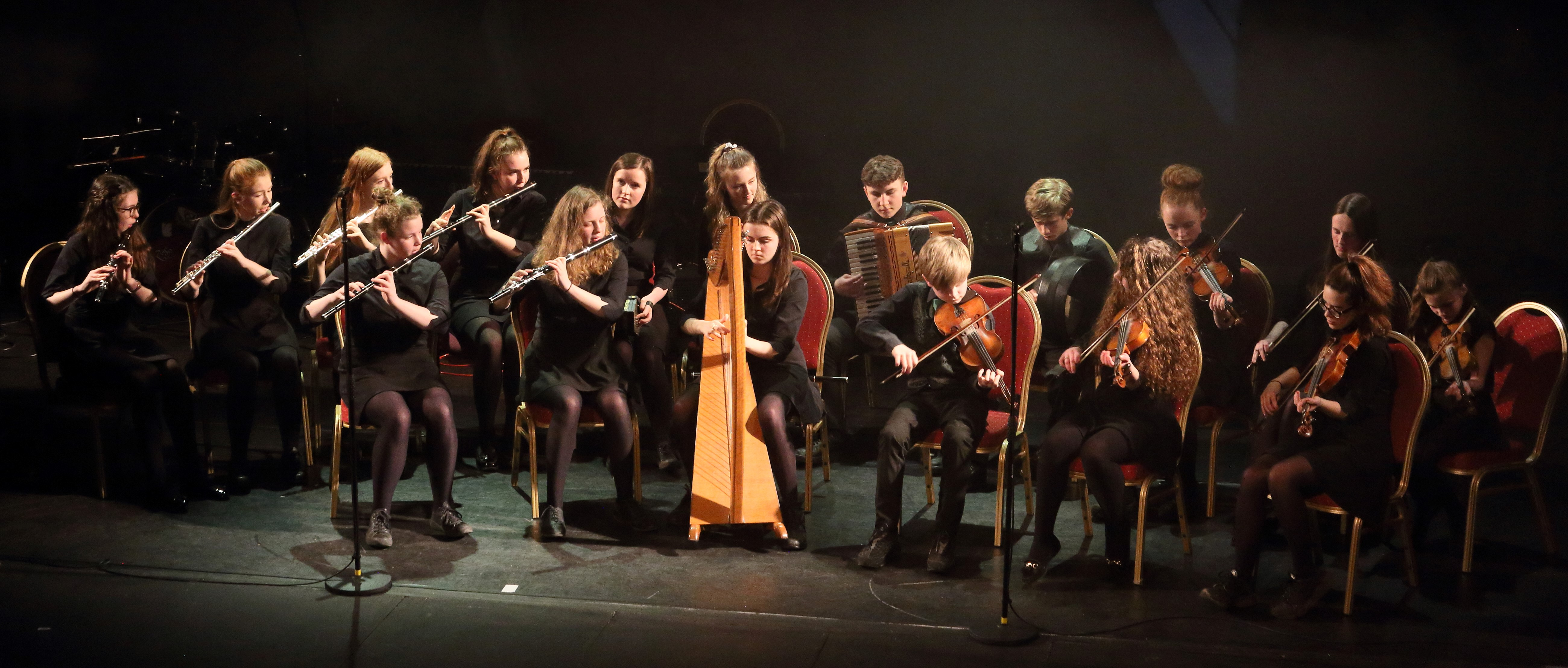 School of Traditional Irish Music
